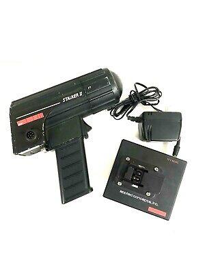 Stalker 2 Ii Mdr Ka Band Police Radar Gun W Battery Grip Charger 2