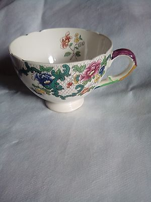 Vintage Royal Cauldon Large Tea cup Victoria Design 1930-1962