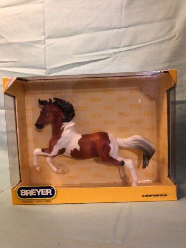 """Breyer 2007 """"Bay Tobiano"""" Silver Mold NIB"""