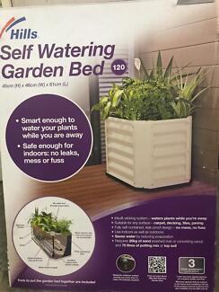 Self Watering Garden Bed