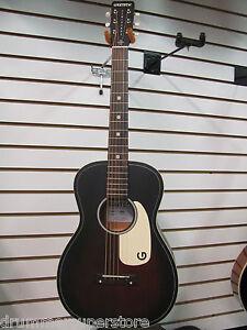Gretsch g9500 jim dandy flat top acoustic guitar semi gloss vintage