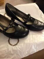 Naturalizer Comfort Leather Shoes