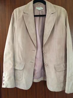 Suede Jacket/Blazer in great condition