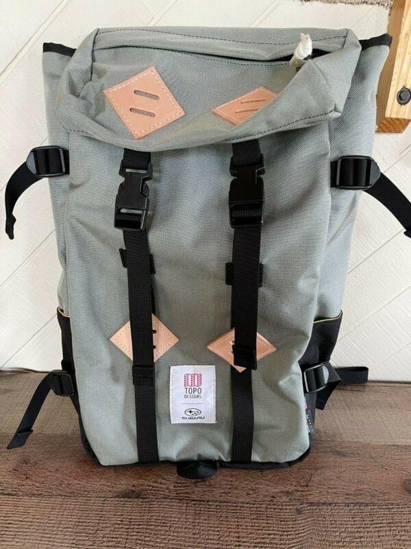 Subaru Logo Cordura Backpack *Large*