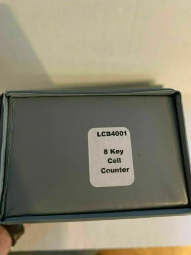 New Blood Cell Counter 8 Keys in Box at BEST PRICE BY KFCO BRAND DHL ship