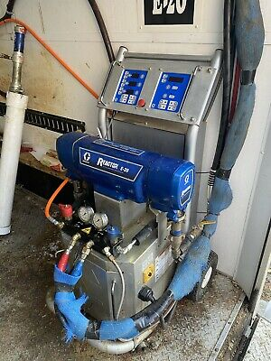 Graco E20 Reactor Spray Foam Proportioner Machine