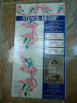 Трафареты Plaid Stencil Decor 26616 Bow