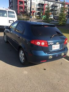 Chevy optra hatchback 2007 car