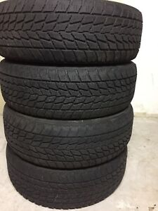 4-235/55R20 Toyo winter tires