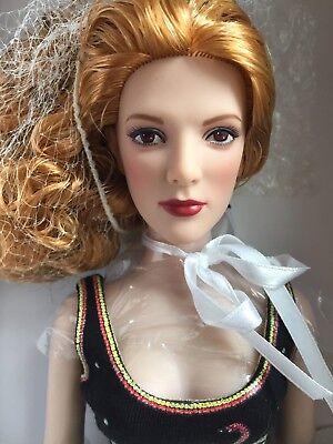 "Tonner Tyler 16"" 2009 TWILIGHT VAMPIRE VICTORIA LE 1000 Fashion Doll NRFB NIB"