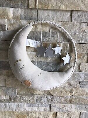 Pottery Barn Moon Star Dream Crib Mobile