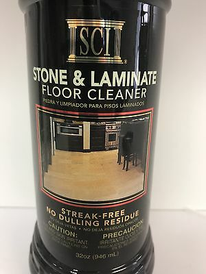 SCI Stone Care International Stone & Laminate Floor Cleaner 32oz. Streak-Free