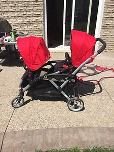 Contours options LT double stroller