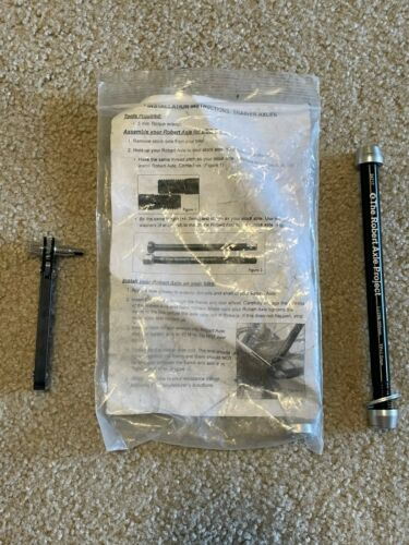Thru-Axle Adapter by Robert Axle Project 12mm (159 or 165mm M12 X 1.5)