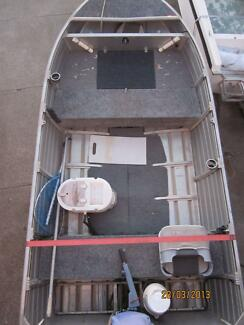 Quintrex Hornet 435 Yamaha 40Hp Only 1 owner. Scarborough Stirling Area Preview