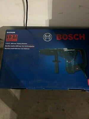 Bosch Rh540m 1-916in. Sds Max Combination Rotary Hammer Drill
