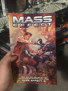 Mass Effect Evolution