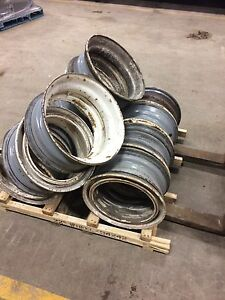 Dayton hubs and rims for float or trailer