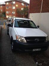 2007 Toyota hilux 2.7 Port Macquarie 2444 Port Macquarie City Preview