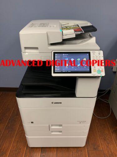 Canon Imagerunner IR Advance C5540i Copier Color Printer Scanner fax