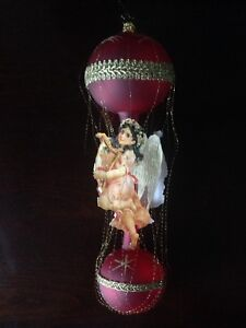 VINTAGE OLD WORLD CHRISTMAS ORNAMENT