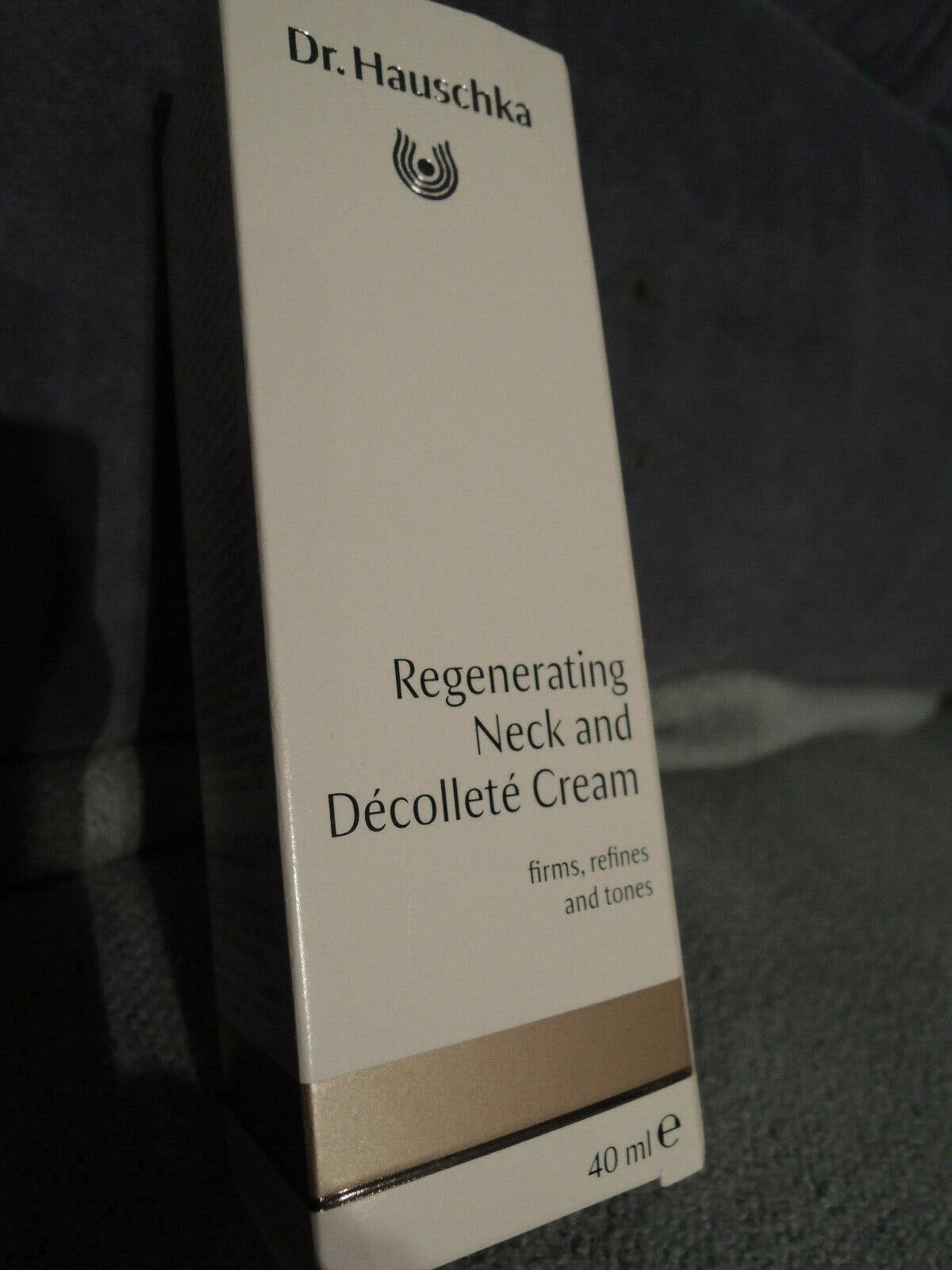 Dr. Hauschka, Regeneration Hals und Dekolletecreme, 40 ml, Neu