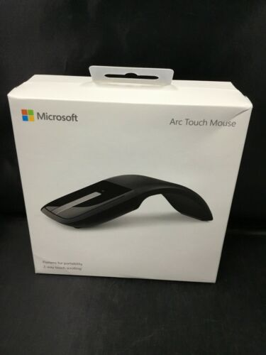Microsoft RVF-00052 ARC Touch Mouse Blk PL2
