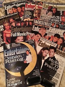 Entertainment Weekly 1998