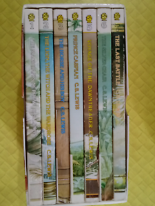 Boxed set The Complete Chronicles of Narnia by C. S. Lewis