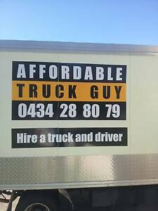 AFFORDABLE TRUCK GUY DELIVERY AND REMOVAL SERVICE Ferny Hills Brisbane North West Preview