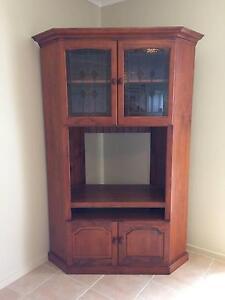 TV corner cabinet Yanakie South Gippsland Preview