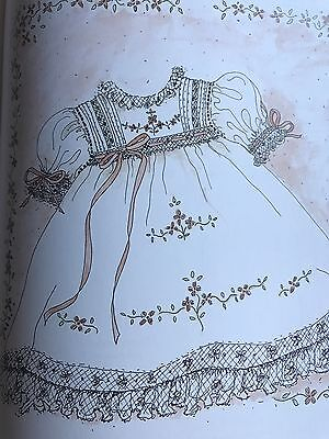 Heirloom Sewing Pattern- Toddler Dress