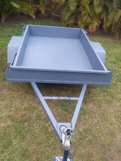 Trailer 6 X 4 Very Good Condition Ready for Use Meadowbrook Logan Area Preview