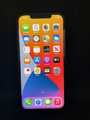 Apple iPhone 12 Pro Max - 256GB - Pacific Blue (T-Mobile) - PERFECTO -