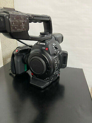 CANON C100 II PROFESSIONAL HD CAMCORDER with DAF - C 100 VIDEO CAMERA MARK 2