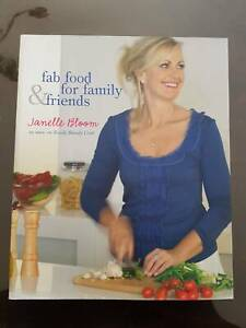Cookbook - Janelle Bloom FAST FRESH & FABULOUS Rangeville Toowoomba City Preview