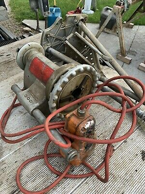 Rigid 300 Pipe Threader With Tristand - Used And Working