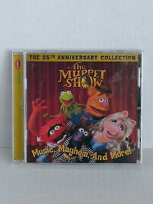 Muppets - The Muppet Show: Music, Mayhem, and More! CD The 25th Anniversary (The Muppet Show Music Mayhem And More)