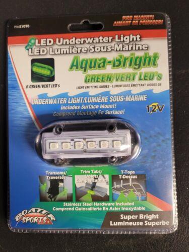 LED Green Underwater Lights