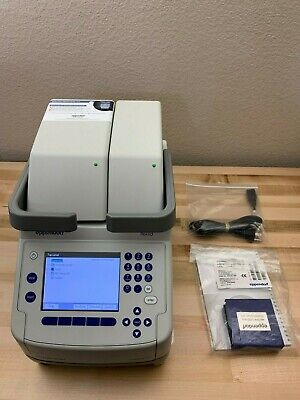 Eppendorf 6337 Mastercycler Nexus Flexlid 96 Well Thermal Cycler Unit Pcr
