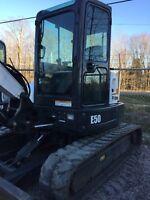 E50 Low hour machine Muskoka Ontario Preview