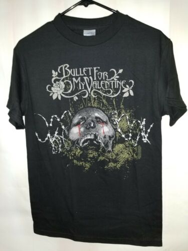 Bullet For My Valentine T-Shirt Small  Official Band Merchandise NEW