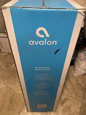 Avalon A5 Self Cleaning Bottleless Water Cooler Dispenser, UL/NSF/Energy star