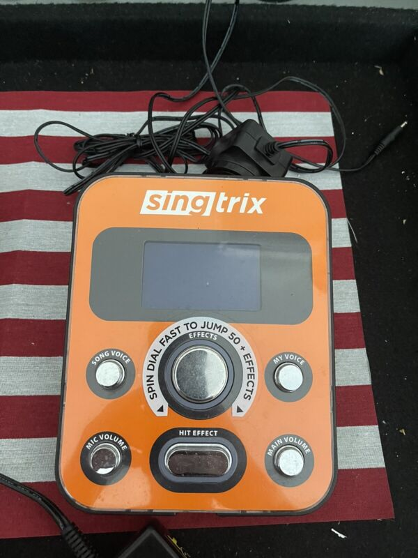 Singtrix Board With Adapter Power Cord