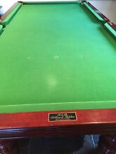 Pool table 8x 4 INCLUDES LOCAL DELIVERY Ormond Glen Eira Area Preview
