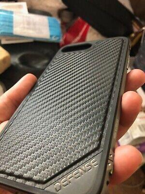 iPhone 7 Plus iPhone 8 Plus X-Doria Defence Carbon finish Shockproof case
