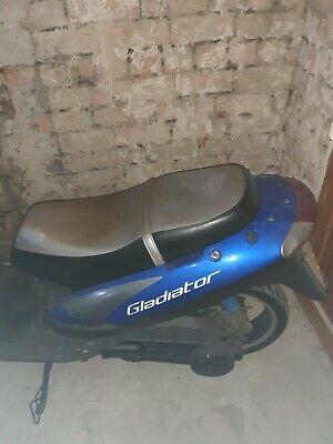 lexmoto gladiator 125