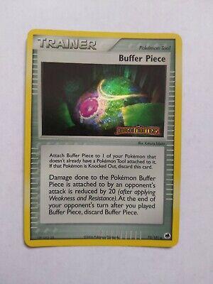 Buffer Piece Holo Foil Trainer Pokemon Card 72/101 EX Dragon Frontiers