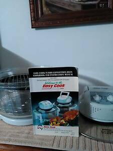 easy cook turbo oven cooker,fat free cooking Urraween Fraser Coast Preview