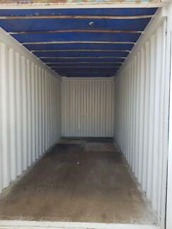 Sea Shipping Container 20ft High Cube Open Top